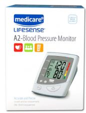 Medicare Lifesense Blood Pressure Monitor